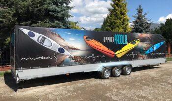 Modelis: EURO B-3500/2/R8  200*806cm full