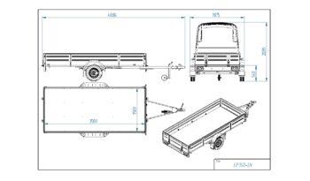 Modelis: TIKI CP350-LH full